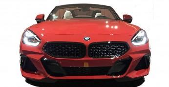 BMW Z4 - wyciekły zdjęcia produkcyjnej wersji
