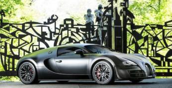 Ostatni wyprodukowany Bugatti Veyron Super Sport zostanie...