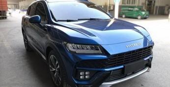 Huansu Hyosow C60 - chiński klon Lamborghini Urus oficjalnie...