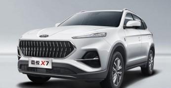 JAC Jiayue X7 - ciekawy SUV na rynek chiński