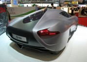 Abarth Scorp-Ion Sports Coupe Concept na targach w Genewie