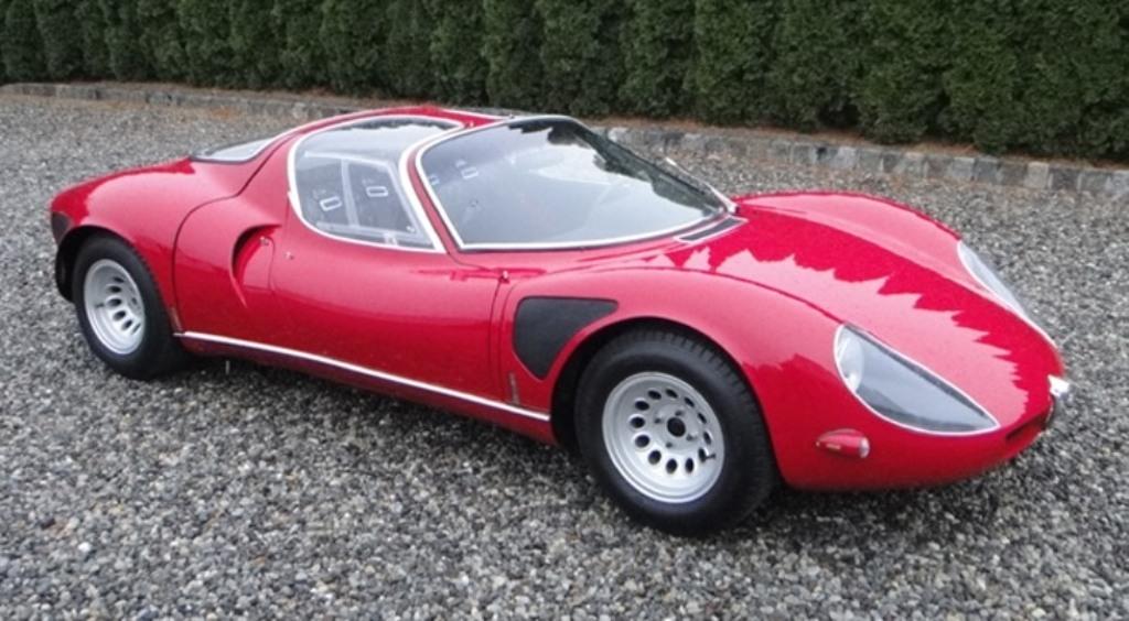 Supersamochody   Alfa Romeo   Alfa Romeo Tipo 33 StradaleAlfa Romeo 33 Stradale Replica