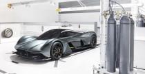 Aston Martin wybuduje kolejny model w oparciu o F1