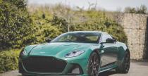 Aston Martin DBS 59 - pierwszy egzemplarz opuścił fabrykę