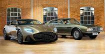 Aston Martin DBS Superleggera w wersji poświęconej przygodom Jamesa Bonda