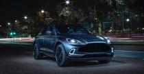 Aston Martin DBX By Q - SUV przygotowany przez specjalną dywizję marki
