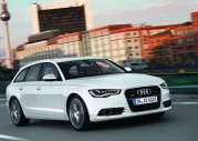 Audi A6 Avant na 2012 rok - rodzinne kombi dla wymagających
