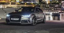 Audi A6/RS6 z pakietem Prior Design