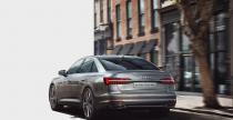 Audi A6 L z większym rozstawem osi od A8