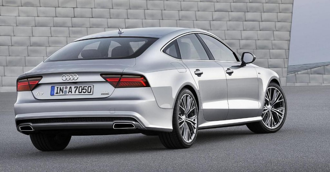 Nowe Audi A7 Straci Swój Charakterystyczny Tył V10 Pl Mobile
