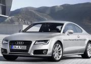 Nowe Audi A7 Coupe - wizualizacja