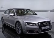 Nowe Audi A8 Hybrid Concept - Geneva Motor Show 2010