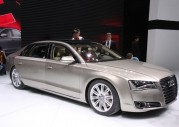 Nowe Audi A8 L W12 - Beijing Auto Show 2010