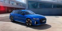 Audi Sport stworzyło pakiety 25 Years Of Audi RS