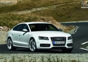 Nowe Audi S5 Sportback