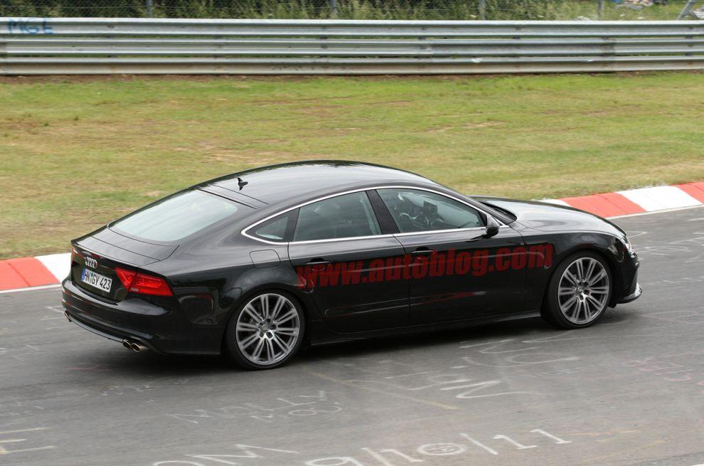 Audi s7 zdjecia szpiegowskie 005