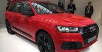 Audi SQ7 TDI z nagrod� Autocar Innovation Award 2016