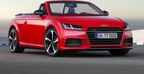 Audi TT S line competition - niezbyt dyskretny