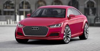 Audi TT - kolejna generacja będzie czterodrzwiowym coupe