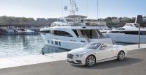 Bentley Continental GT Convertible w wersji Galene Edition inspirowanej jachtami