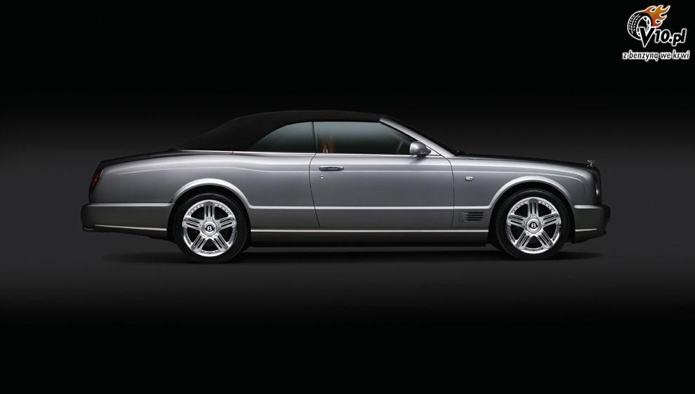Bentley Azure T 6
