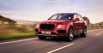 Bentley Bentayga Coupe - plany na rok 2019