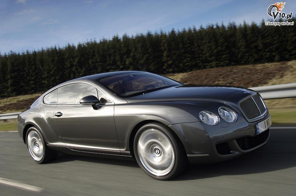 Bentley Continental Gt 01
