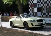 Bentley Continental Supersports Cabrio w Goodwood