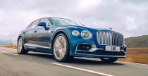 Bentley Flying Spur w luksusowej wersji First Edition