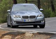 BMW 5 ActiveHybrid S
