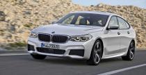 BMW 6 GT na ulicach Portugalii (wideo)