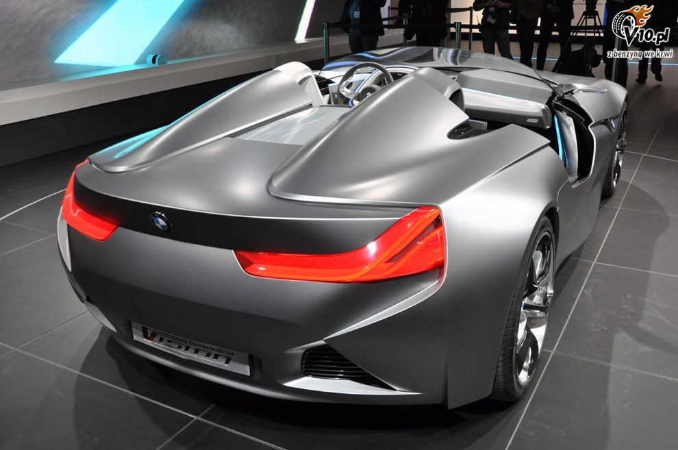 bmw vision connected drive concept genewa 2011 06. Black Bedroom Furniture Sets. Home Design Ideas