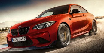 BMW M2 Competition - ponad 400KM