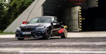 BMW M2 Competition - w barwach narodowych