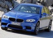 BMW M5 na 2012 rok