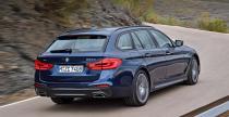 Nowe BMW serii 5 Touring - tanio nie będzie