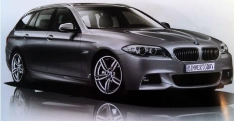 Portal V10 Aktualno ci BMW serii 5 z pakietem M Sport skany