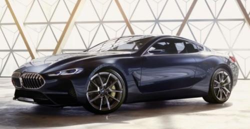 BMW serii 8 - powrót w wielkim stylu