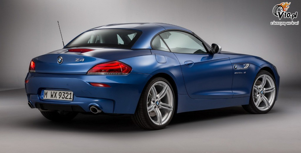 Bmw Z4 Estoril Blue 5
