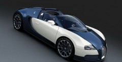 Bugatti Veyron Grand Sport Royal Dark Blue