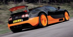 Bugatti Veyron Super Sports Record Edition