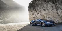 Bugatti ma w planach hybrydow� wersj� Chirona