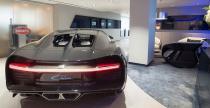 Tak b�d� przyjmowani klienci w Londynie chc�cy kupi� Bugatti Chirona
