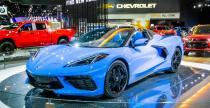 Chevrolet Corvette C8 - wyciekły nowości z rocznika 2021