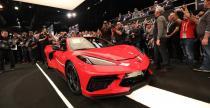 Właściciel pierwszego Chevroleta Corvette C8 nie będzie nim jeździć