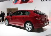 Chevrolet Cruze Hatchback na targach w Genewie