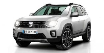 Dacia Duster - producent stawia na wydajniejsze jednostki diesla
