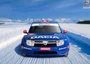 Dacia Duster - wersja wyścigowa Ice Racer