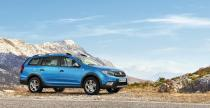 Dacia powiększa rodzinę terenówek. Logan MCV także w wersji Stepway
