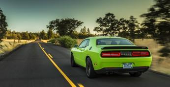 Dodge wzywa do serwisu. Tym razem modele z silnikiem V8 Hellcat